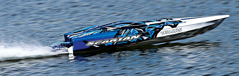 Traxxas Spartan Fast RC Boat Traxxas M41 Fast RC Boat Traxxas Parts Traxxas Accessories Traxxas Power Up Traxxas Upgrade